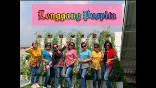 LENGGANG PUSPITA LINE DANCE (Kartini Day 21 April 2021)