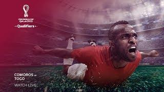 Comoros v Togo - FIFA World Cup Qatar 2022™ qualifier
