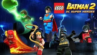 Zagrajmy w: Lego Batman 2: DC Super Heroes #25 Poison Ivy i ogród botaniczny