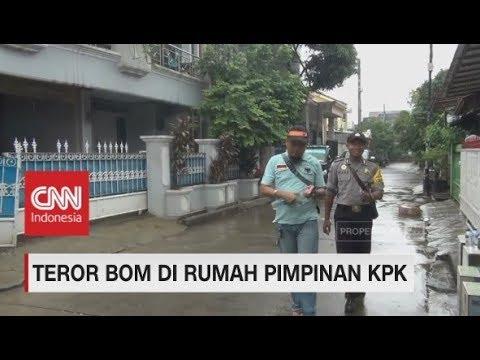Rumah Ketua KPK di Bekasi Diteror, Labfor Olah TKP Mp3
