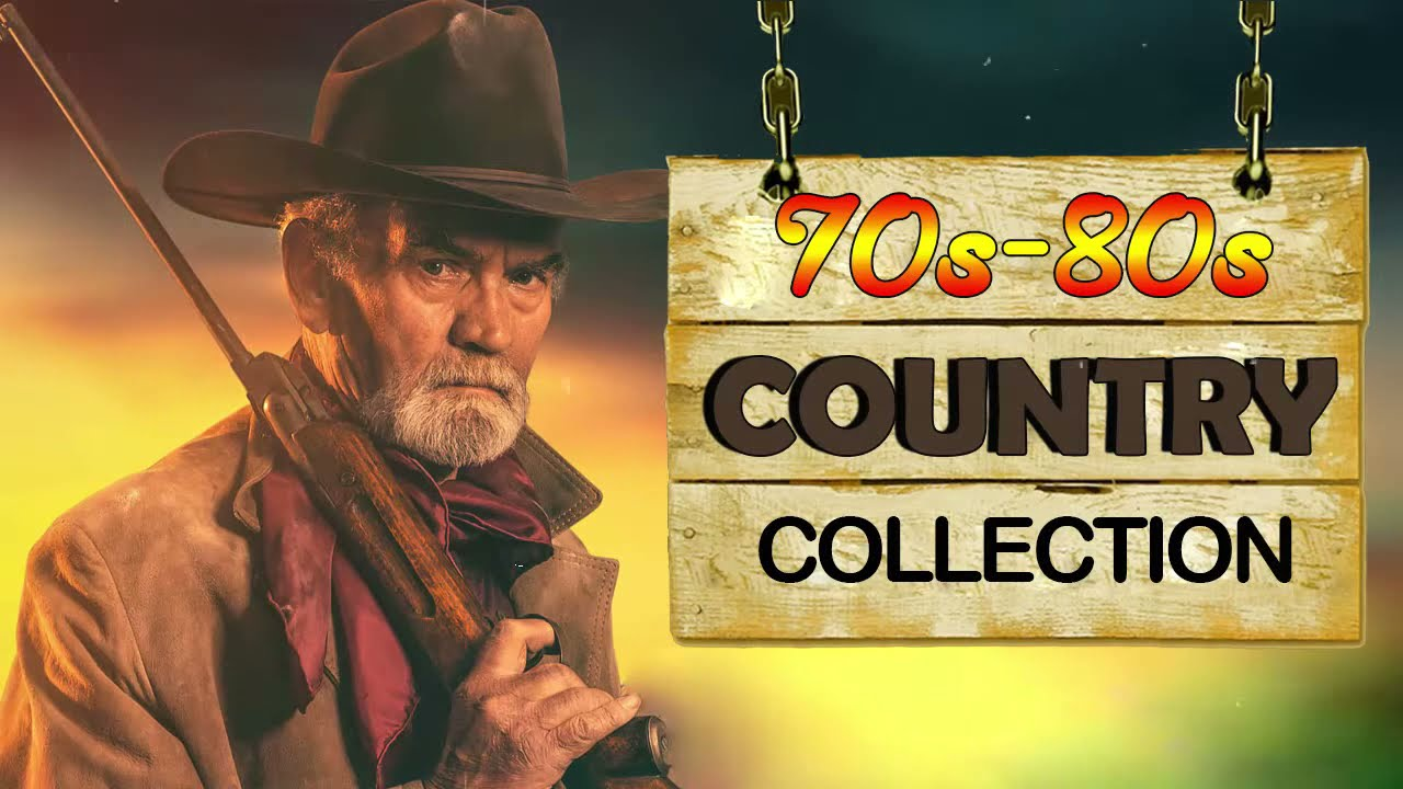 Top Hits Classic Country Songs 70s 80s 90s Ever - Best Old Country Music Collection