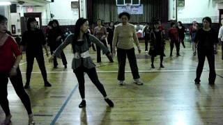 quiero enamorarte bachatango line dance practice