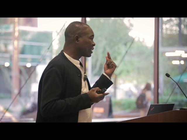 Diébédo Francis Kéré Lecture - The Design School at ASU