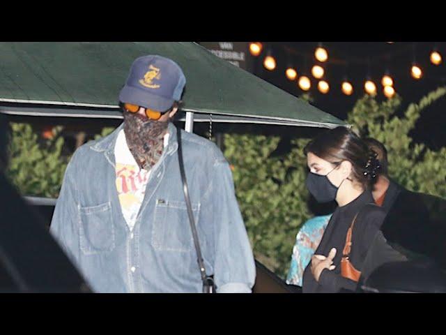 Kaia Gerber And Jacob Elordi Enjoy Date Night At Nobu