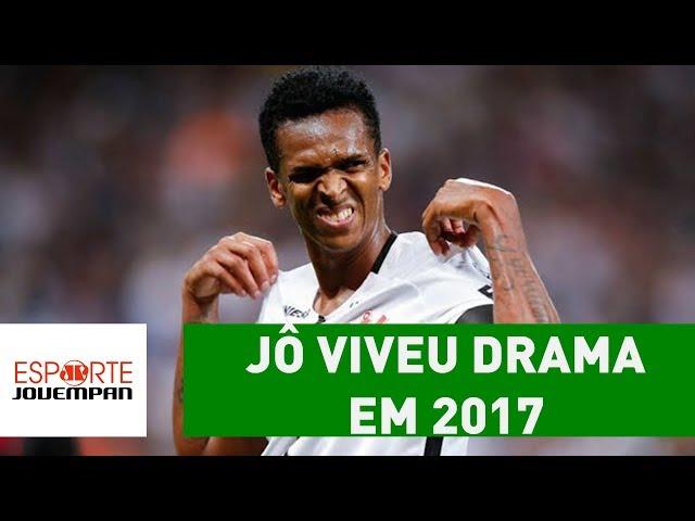 JÔ viveu DRAMA em 2017, e Corinthians escondeu! ENTENDA!