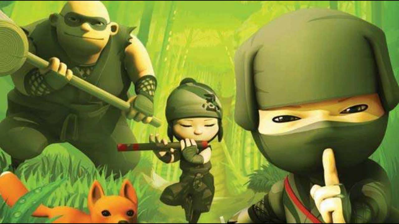 Mini Ninjas Ninja Part 4 Soundtrack Ost Youtube