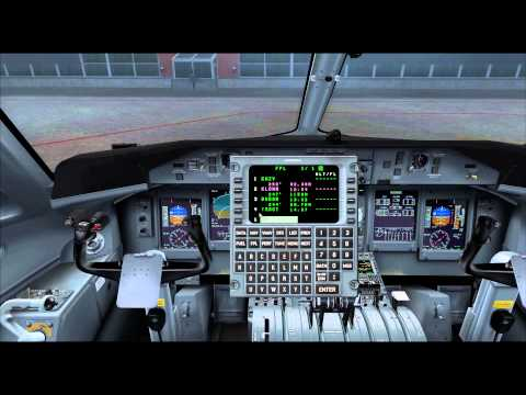 FSX Majestic Dash 8-Q400 - FMS/FMC Basic FPL Setup Tutorial