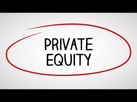 Private Equity: Industry Overview and Careers in Private Equity