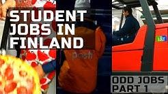 Student Jobs I Finland I Posti I Part 1 I OddJob I Admissions