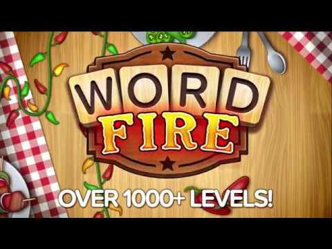Play Word Fire - Free Word Games On Android!