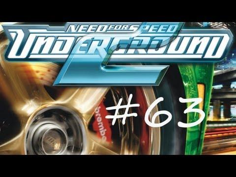 Прохождение Need for Speed: Underground 2 - #63 [Шесть звезд]