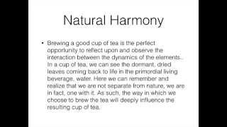 Tao and Zen of Organic Oolong Tea