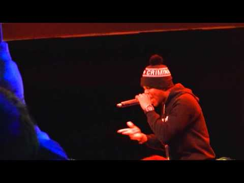 KSI Performs Lamborghini Live ft. Sidemen, Randolph, Joe Weller & Calfreezy | insomnia54