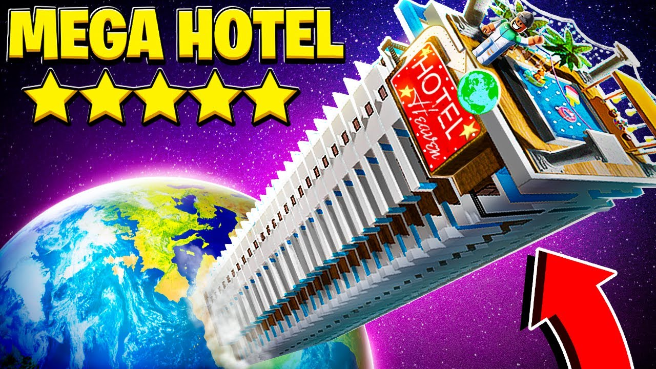 Download ROBLOX MEGA HOTEL TYCOON...