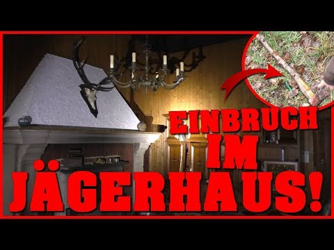 UNBERÜHRTES JÄGERHAUS | KOMPLETT EINGERICHTET | LOST PLACE