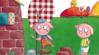 Henri Dès raconte - Les trois petits cochons - histoire pour enfants