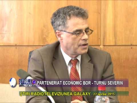 VICEPRIMARUL LIVIU NICOLICEA DESCHIDE COLABORAREA CU ORASUL BOR SERBIA