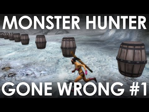 Monster Hunter Gone Wrong #1