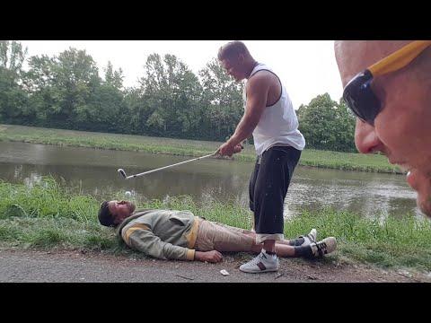 Psychopat vs David Stallone GOLF CUP 2 díl