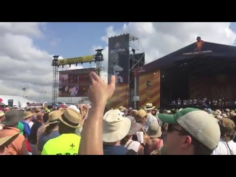 Irma Thomas  at Jazz Fest 2016 - Forever Young