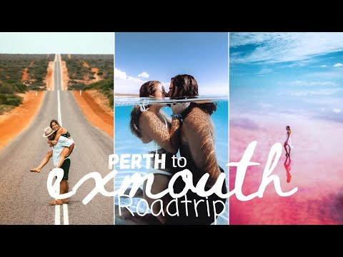 The Ultimate Western Australia Road Trip! | Perth to Exmouth
