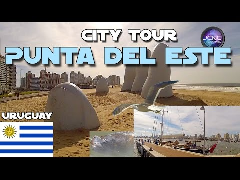 Punta del Este - City Tour - Passeio de carro