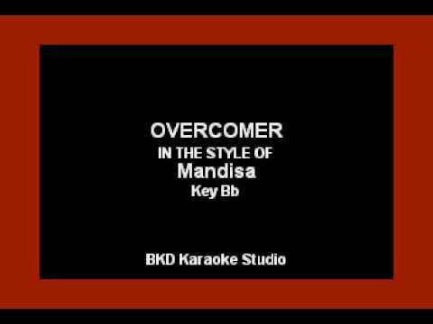 Overcomer (In the Style of Mandisa) (Karaoke with Lyrics)
