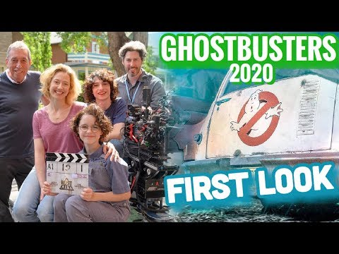 Ghostbusters 3 2020 FIRST LOOK