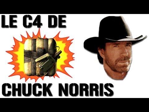 LE C4 DE CHUCK NORRIS