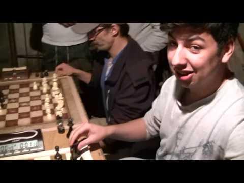 street chess (A hard revenge)