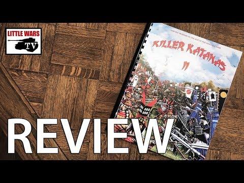 Killer Katanas 2 Rule Review