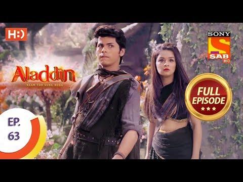 Aladdin - Ep 63 - Full Episode - 12th November, 2018