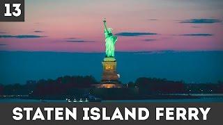 Мемориал 11 сентября и Статуя свободы / день 13