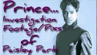 princeinvestigation footagepics of paisley park