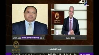 مصطفي بكري يطلب الدعاء للفنان محمود عبد العزيز.. فيديو