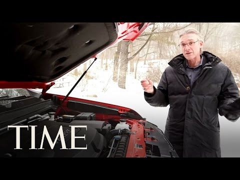 A Blizzard is No Match for the Chevy Colorado |  MONEY | TIME