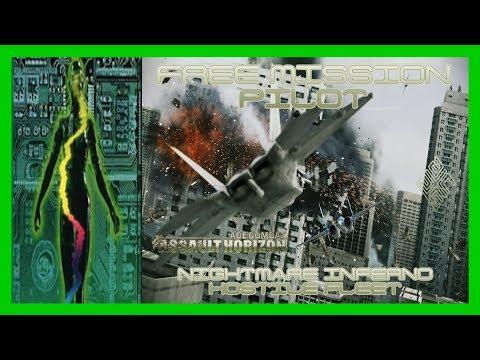 Nightmare, Inferno, Hostile Fleet [Free Missions, Pilot] [Ace Combat: Assault Horizon] [360p]