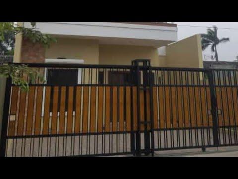 Proses Pembuatan Pagar Minimalis Motif Grc Serat Kayu Part 1 Youtube