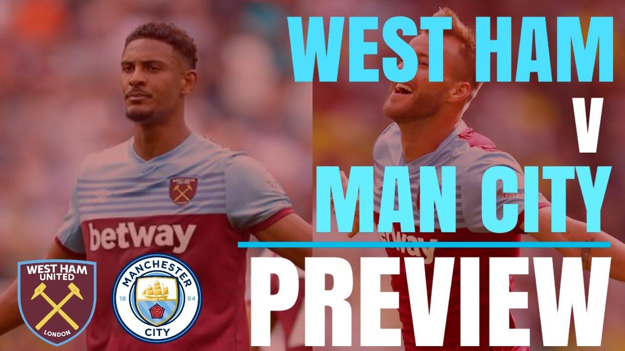 Live Blog: Manchester City v West Ham United | West Ham United
