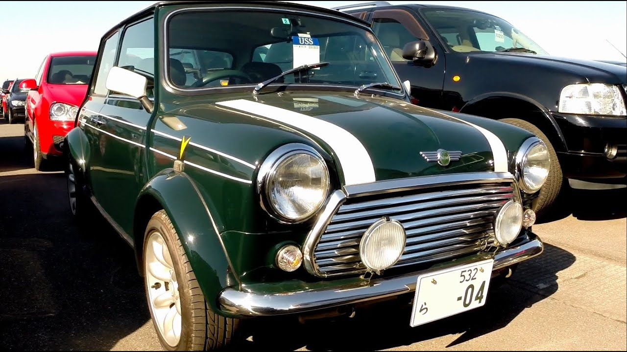 1998 Rover Mini Cooper Bscc Ltd 1998 10k Rhd Japanese Car Auctions