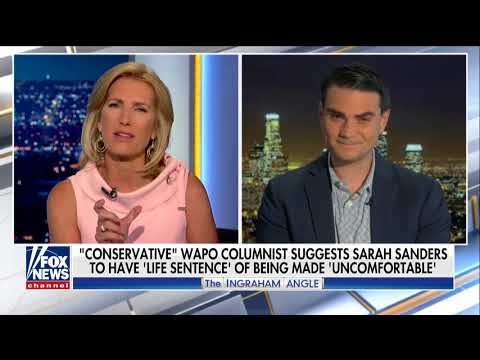 Ben Shapiro Responds to Journalist Who Compared Him to Nazi