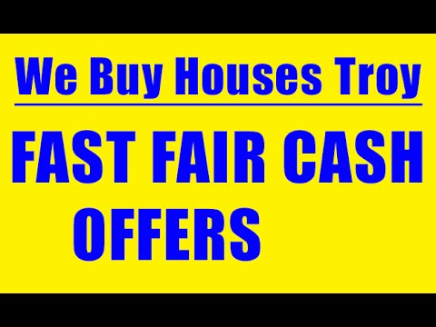 We Buy Houses Troy Michigan - CALL 248-971-0764 - Sell House Fast Troy