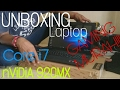 Unboxing Lenovo IdeaPad 310 Core i7 nVidia Geforce Gaming