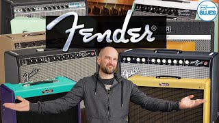 The Best 11 Fender Amplifiers of All Time (In My Experience)