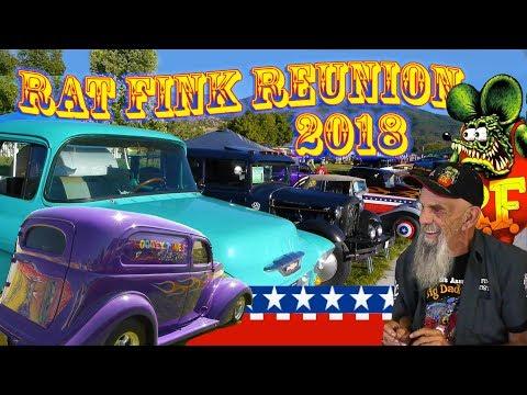 Rat Fink Reunion 2018