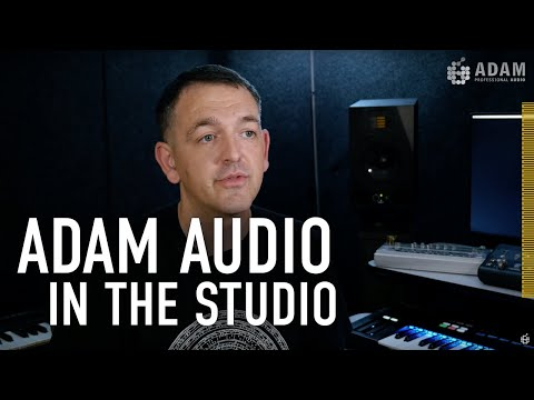 ADAM Audio - In The Studio With Om Unit