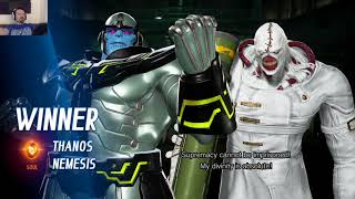MvC Infinite: Week 2 Online Play pt36 - vs. Ultron/Haggar