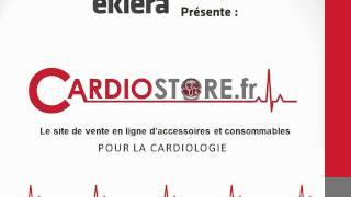 Cardiostore, Vente en ligne de matériel de cardiologie