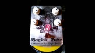 Magic Pedals Magick Fuzz