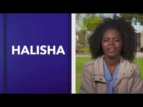 Job Corps - Careers Begin Here - Meet the Students: Halisha